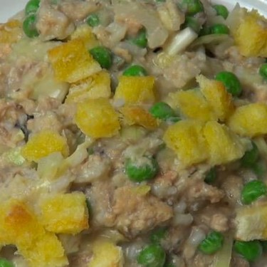 Salmon Rice Bake Recipe | SideChef