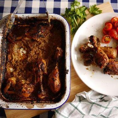 Venezuelan Lime Roast Chicken Recipe   SideChef