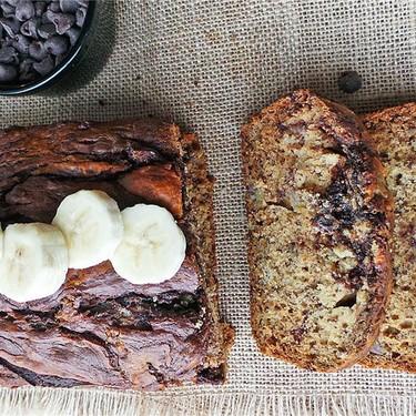 Banana Chocolate Bread Recipe | SideChef