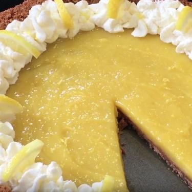 Easy Lemon Curd Tart Recipe | SideChef
