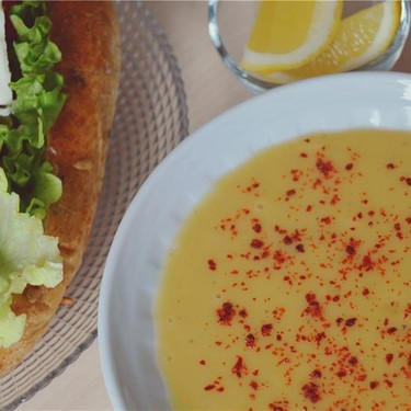 Simple Turkish Lentil Soup Recipe   SideChef