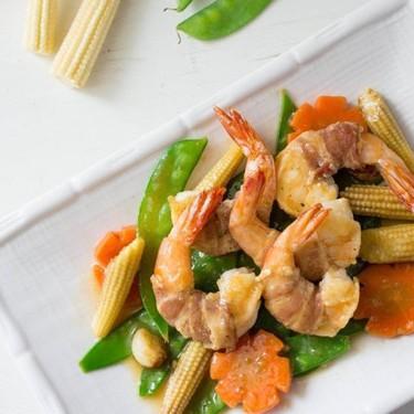 Bacon Wrapped Shrimp Recipe   SideChef