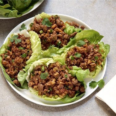 Asian Lettuce Wraps Recipe   SideChef