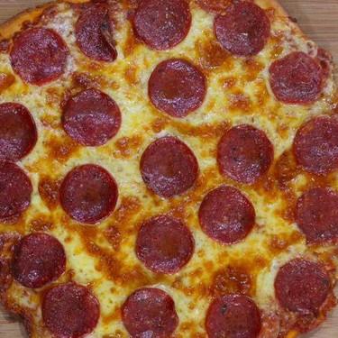 Homemade Pizza Hut Pepperoni Pizza Recipe   SideChef