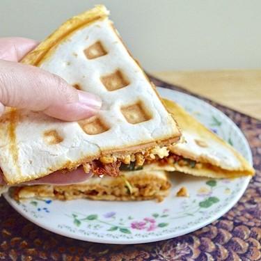 Italian Chicken Quesadillas Recipe   SideChef