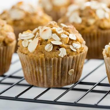 Pumpkin Pear Muffins Recipe | SideChef