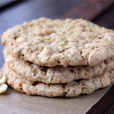 Vegan White Chocolate Macadamia Cookies Recipe   SideChef