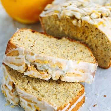 Whole Wheat Lemon Chia Seed Yogurt Cake Recipe | SideChef