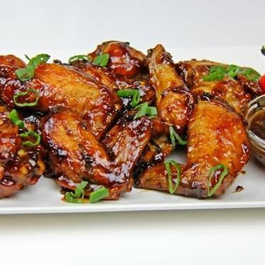 Tamarind-Glazed Chicken Wings Recipe | SideChef