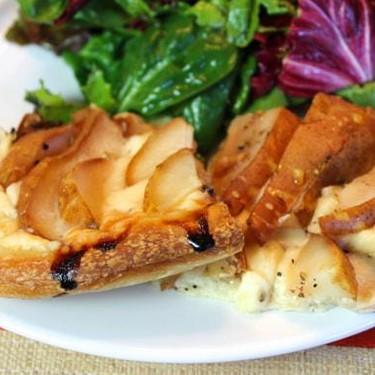 Pear Parmesan Pizza Recipe   SideChef