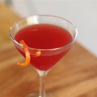 Blood Orange Martini Recipe | SideChef