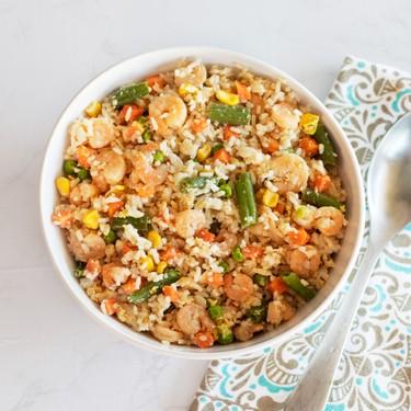 Shrimp Fried Rice Recipe | SideChef