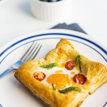 Savory Breakfast Tart Recipe   SideChef
