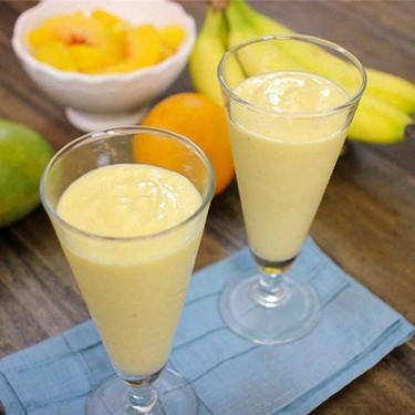 Healthy Tropical Smoothie Recipe | SideChef
