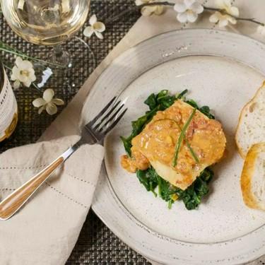 Coconut Poached Cod Recipe | SideChef