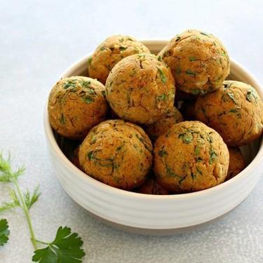 Oven-Baked Healthy Vegan Falafel Recipe | SideChef