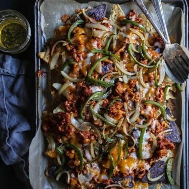 Easy Turkey Sloppy Joe Nachos Recipe   SideChef