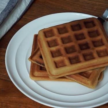 Easy Homemade Waffles Recipe   SideChef