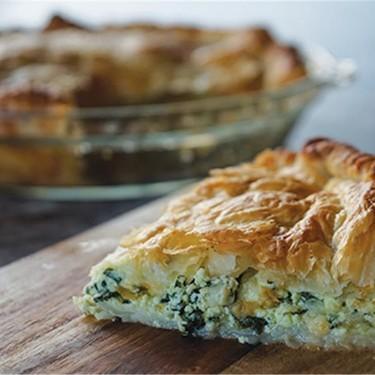 Spinach Ricotta Pie Recipe   SideChef