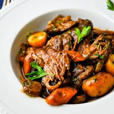 Homestyle Pot Roast Recipe   SideChef