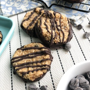 Toasted Coconut Chocolate Cookies Recipe | SideChef