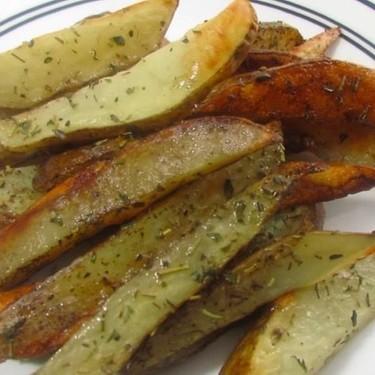 Baked Potato Wedges Recipe | SideChef