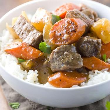 Grandma's Ginger Beef Stew Recipe | SideChef