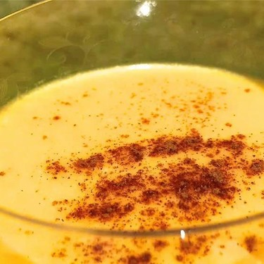 Golden Milk Smoothie Recipe   SideChef