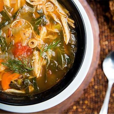 Vegetable Soup Recipe | SideChef