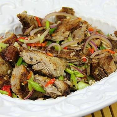 Pork Chow Recipe   SideChef