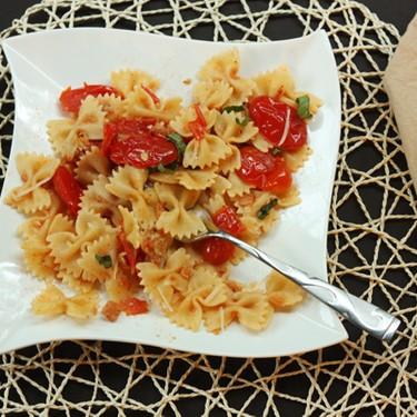 Baked Tomato Pasta Recipe | SideChef