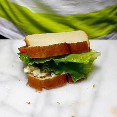 Easy Tuna Salad Sandwich Recipe   SideChef