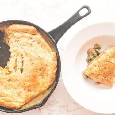 Vegan Veggie Pot Pie Recipe   SideChef