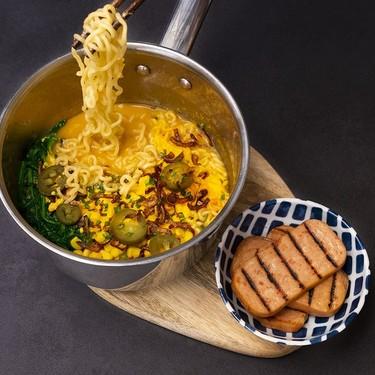 One-Pot Cheesy Ramen Recipe | SideChef