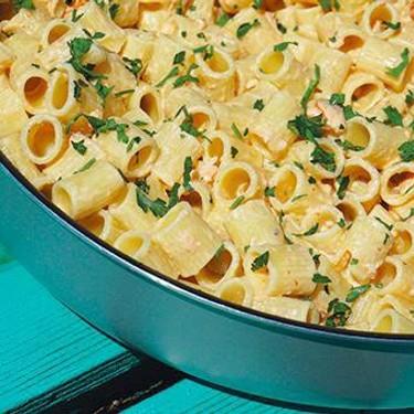 Salmon Pasta Recipe | SideChef