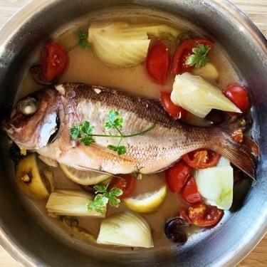 Acqua Pazza (Fish in Crazy Water) Recipe | SideChef