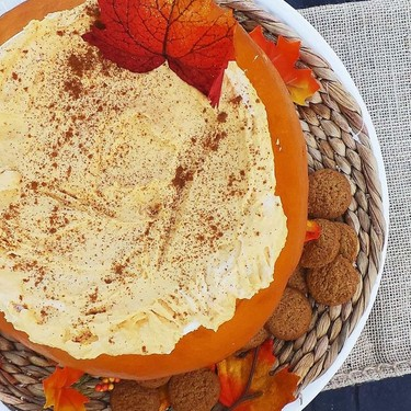 5-Ingredient Sweet Pumpkin Dip Recipe | SideChef