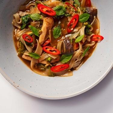 Thai Chicken Noodle Soup Recipe | SideChef