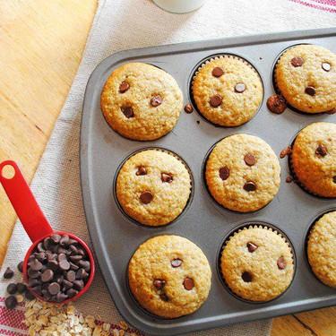 Chocolate Chip Oat Muffins Recipe | SideChef