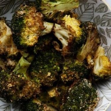 Vegan Crispy Roasted Broccoli Recipe   SideChef