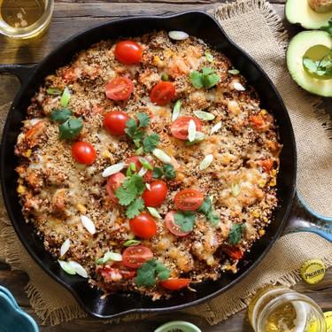 Barbecue Chicken Quinoa Bake Recipe | SideChef