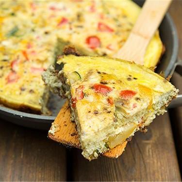 Summer Vegetable Frittata Recipe | SideChef