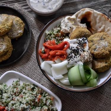 Falafel Nourish Bowl Recipe   SideChef