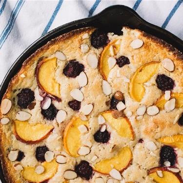 Berry Almond Buttermilk Cake Recipe   SideChef