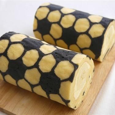 Soccer Banana Cake Roll Recipe | SideChef