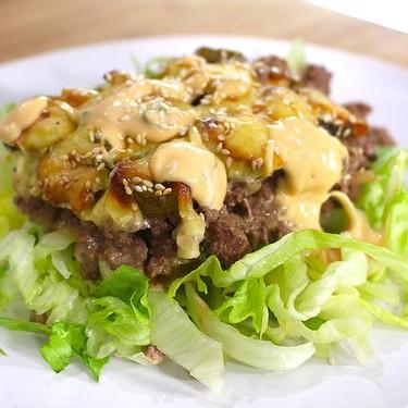 Keto Big Mac Recipe   SideChef