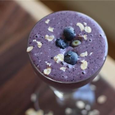 Blueberry Muffin Smoothie Recipe | SideChef