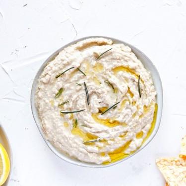 Creamy Lemon Rosemary Hummus Recipe   SideChef