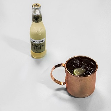 Fever-Tree Moscow Mule Recipe   SideChef