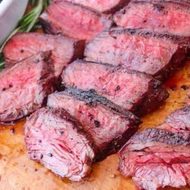 Grilled Hanger Steak Recipe | SideChef